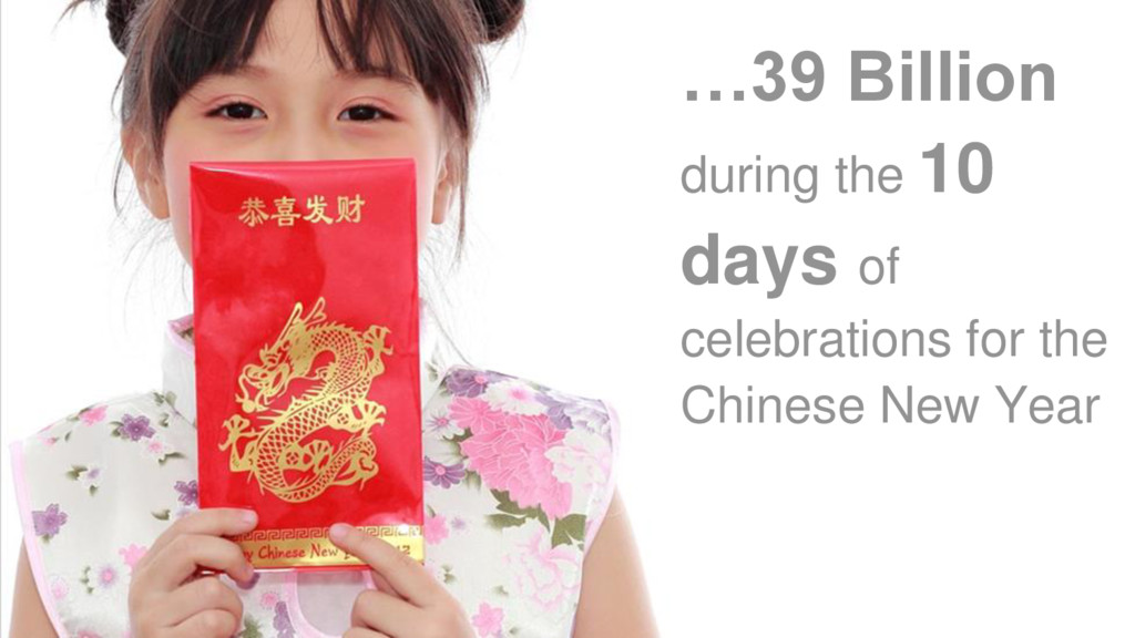 …39 Billion during the 10 days of celebrations ...