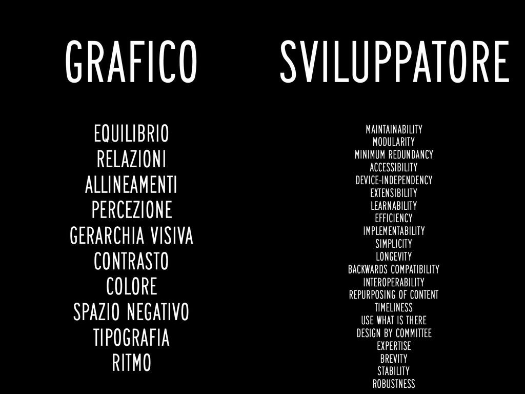 EQUILIBRIO RELAZIONI ALLINEAMENTI PERCEZIONE GE...