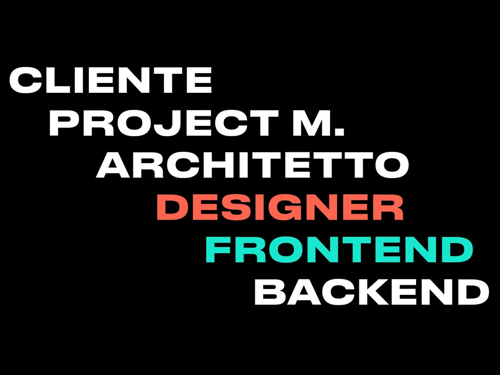 DESIGNER FRONTEND BACKEND PROJECT M. CLIENTE AR...