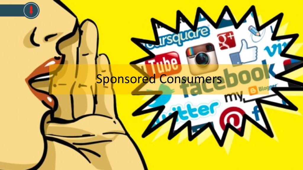 Sponsored Consumers