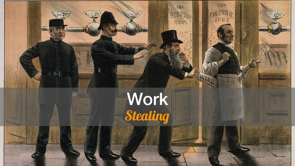 Work Stealing