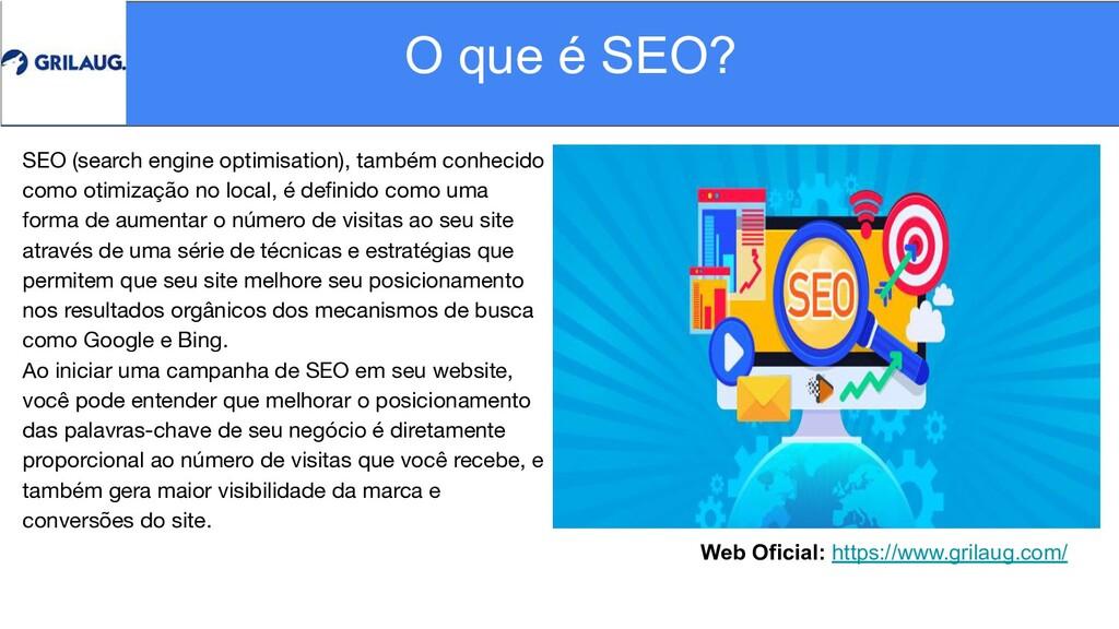 Web Oficial: https://www.grilaug.com/ O que é S...