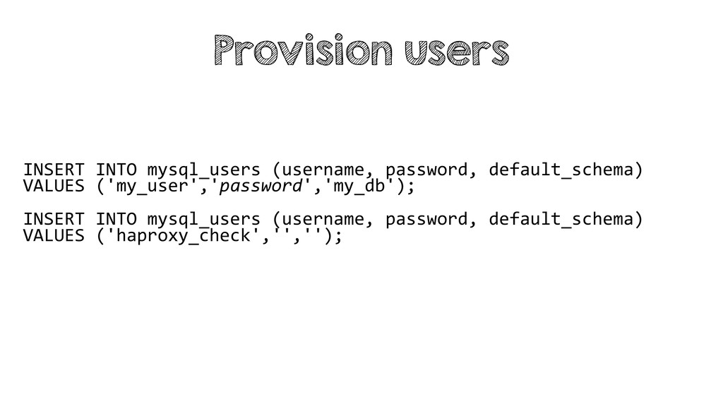 INSERT INTO mysql_users (username, password, de...
