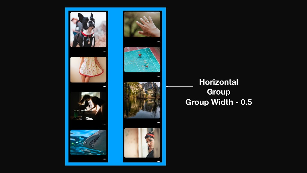 Horizontal Group Group Width - 0.5