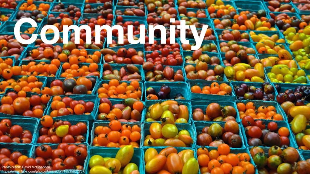 25 Community Photo credit: David McSpadden http...