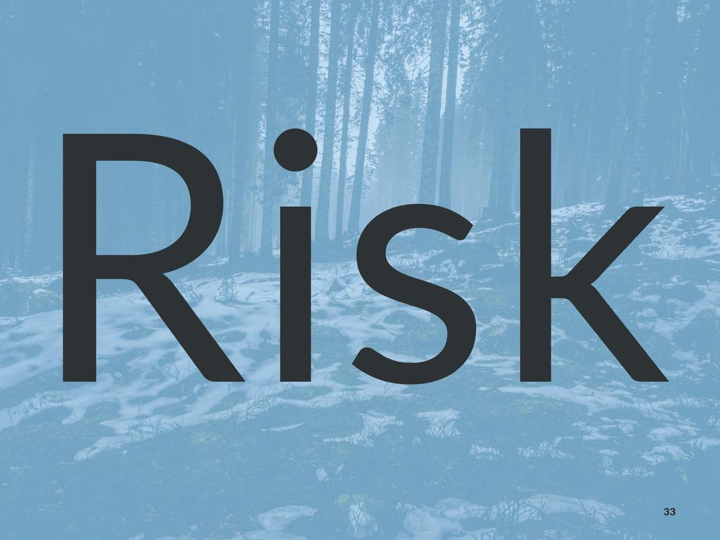 Risk 33
