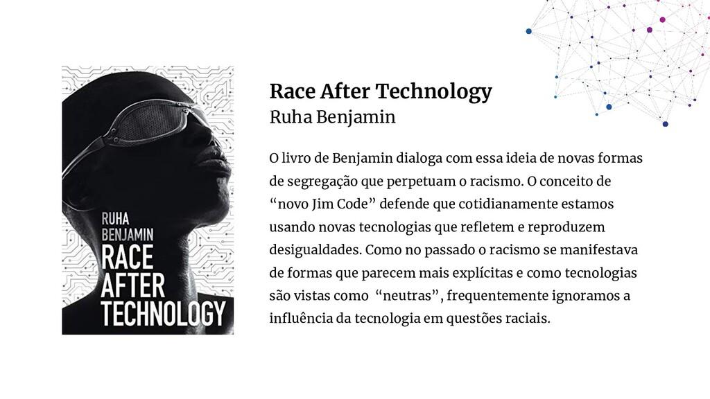 Race After Technology Ruha Benjamin O livro de ...