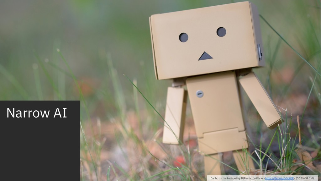 Narrow AI Danbo on the Lookout by IQRemix, on F...