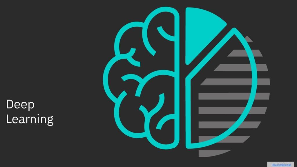 Deep Learning http://codait.org/