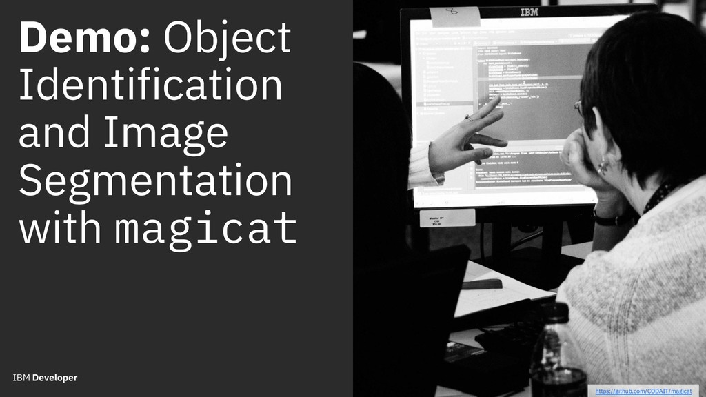 Demo: Object Identification and Image Segmentat...