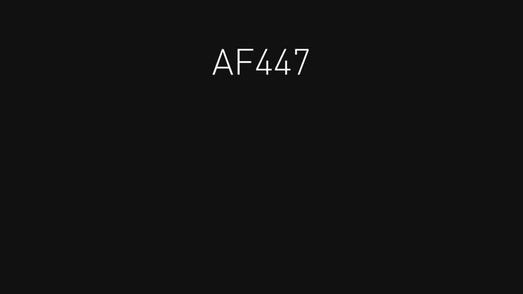 AF447