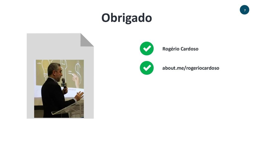 Obrigado Rogério Cardoso about.me/rogeriocardos...
