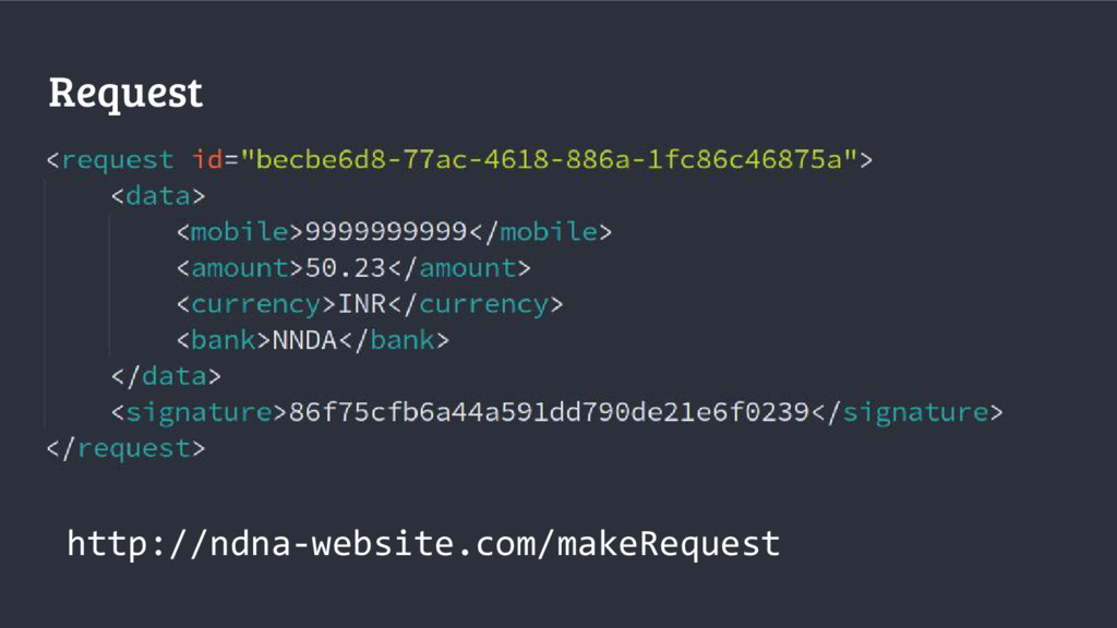 Request http://ndna-website.com/makeRequest