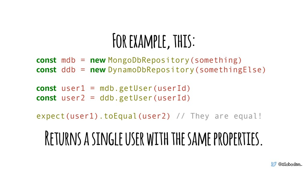 @slobodan_ Returns a single user with the same ...