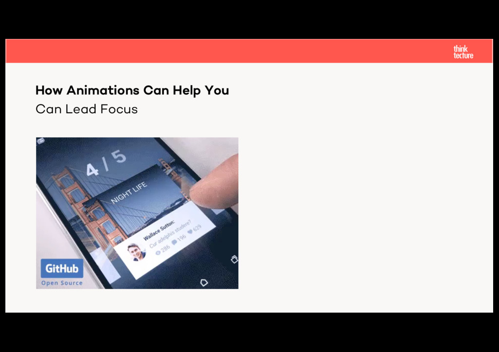 Can Lead Focus How Animations Can Help You