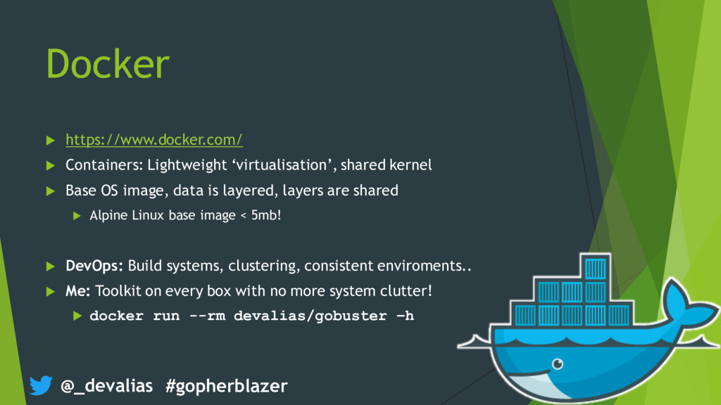 @_devalias #gopherblazer Docker u https://www.d...