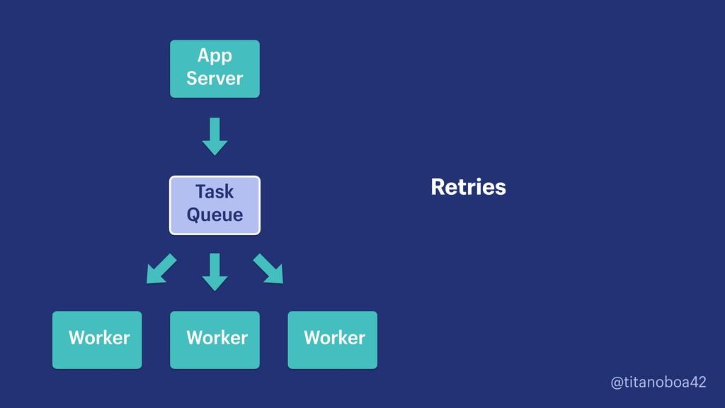 @titanoboa42 Task Queue Retries App Server Work...