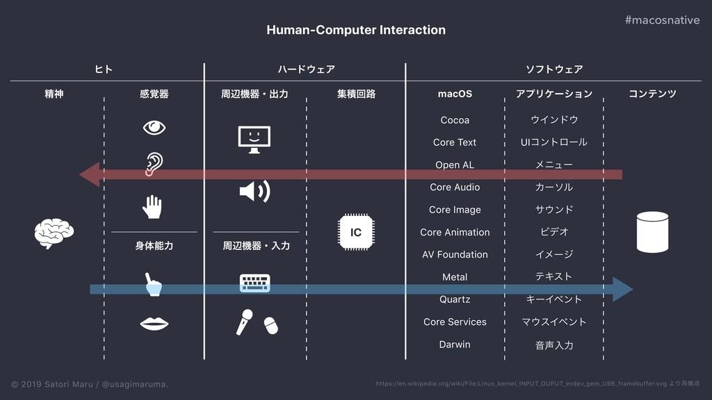 © 2019 Satori Maru / @usagimaruma. Human-Comput...
