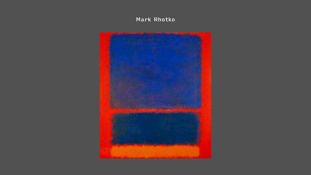 Mark Rhotko