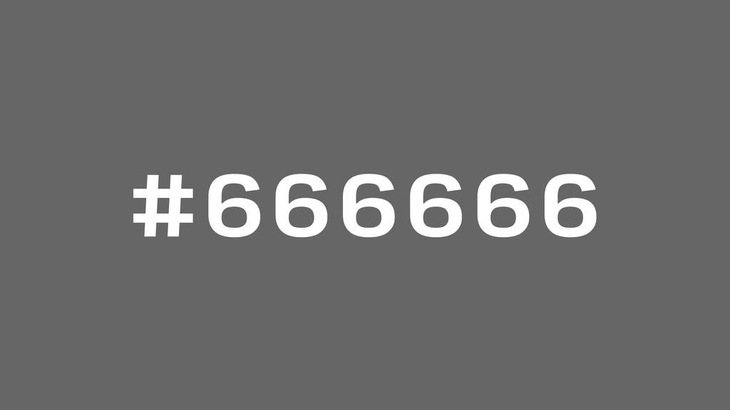 #666666