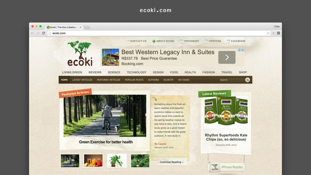 ecoki.com