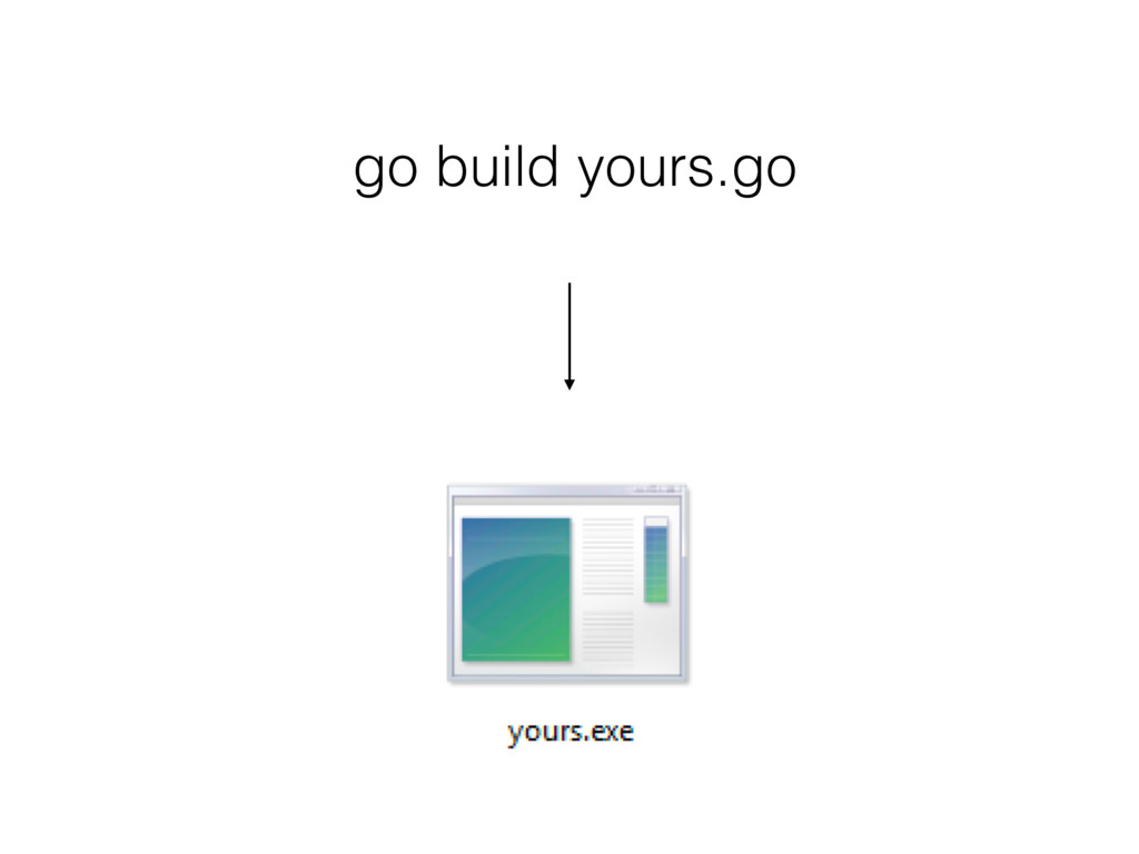 go build yours.go