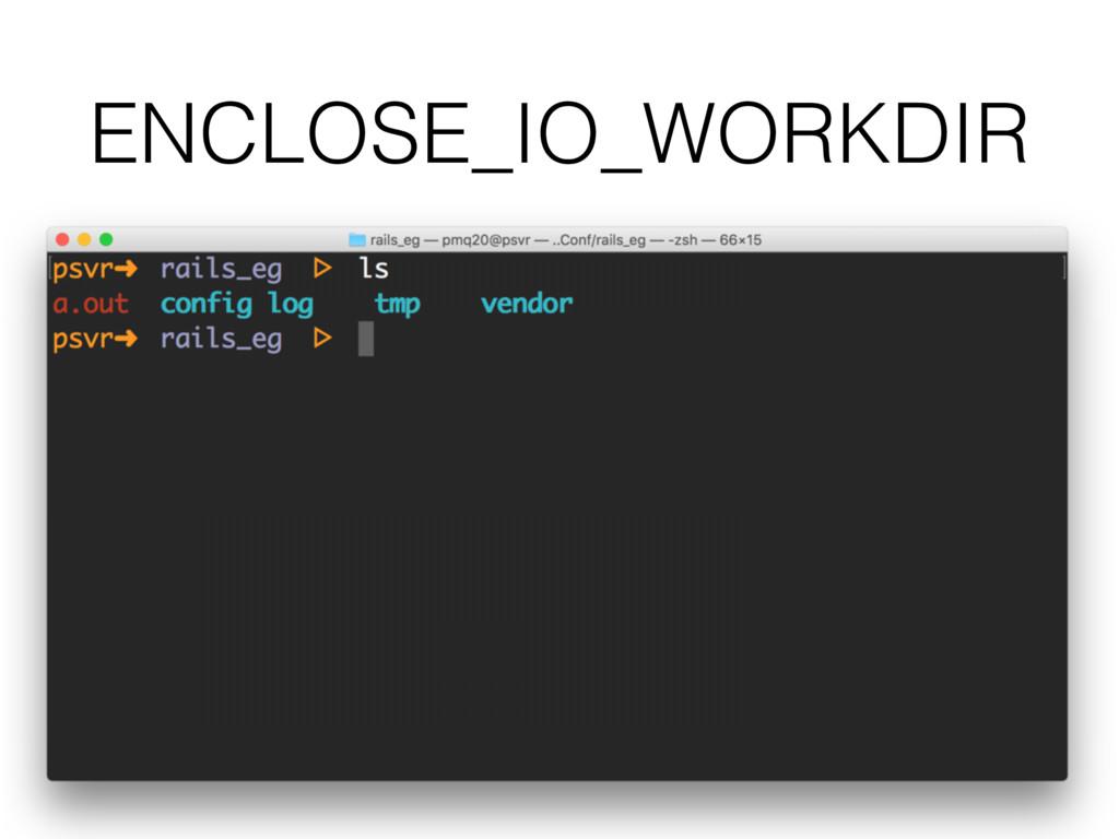ENCLOSE_IO_WORKDIR