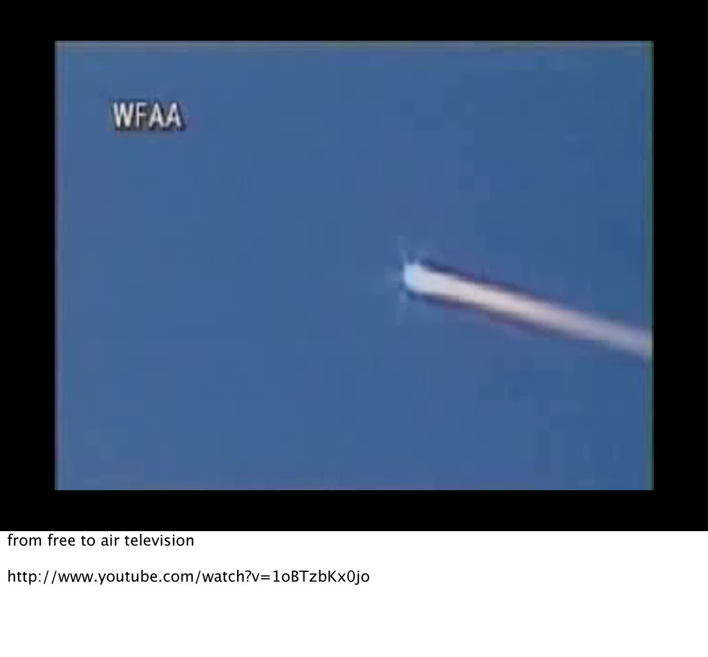 from free to air television http://www.youtube....