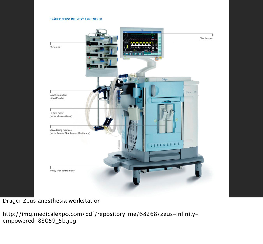 Drager Zeus anesthesia workstation http://img.m...