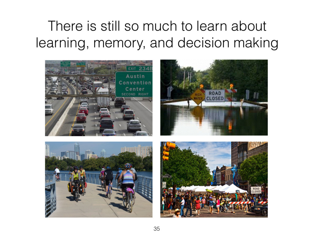 35 There is still so much to learn about learni...