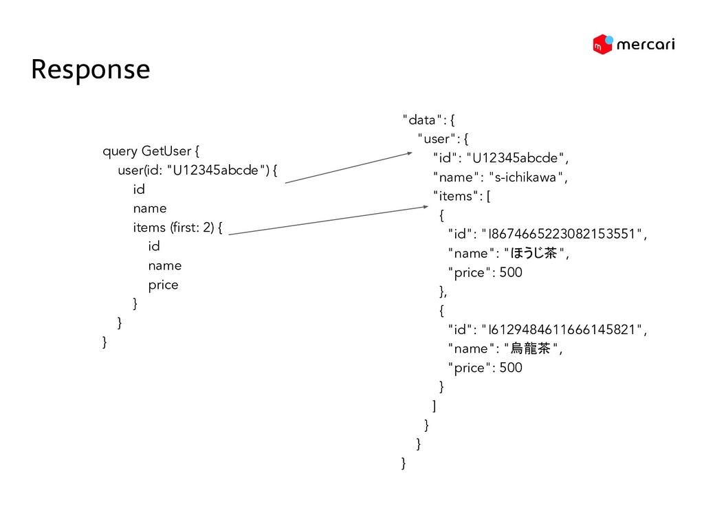 "query GetUser { user(id: ""U12345abcde"") { id na..."