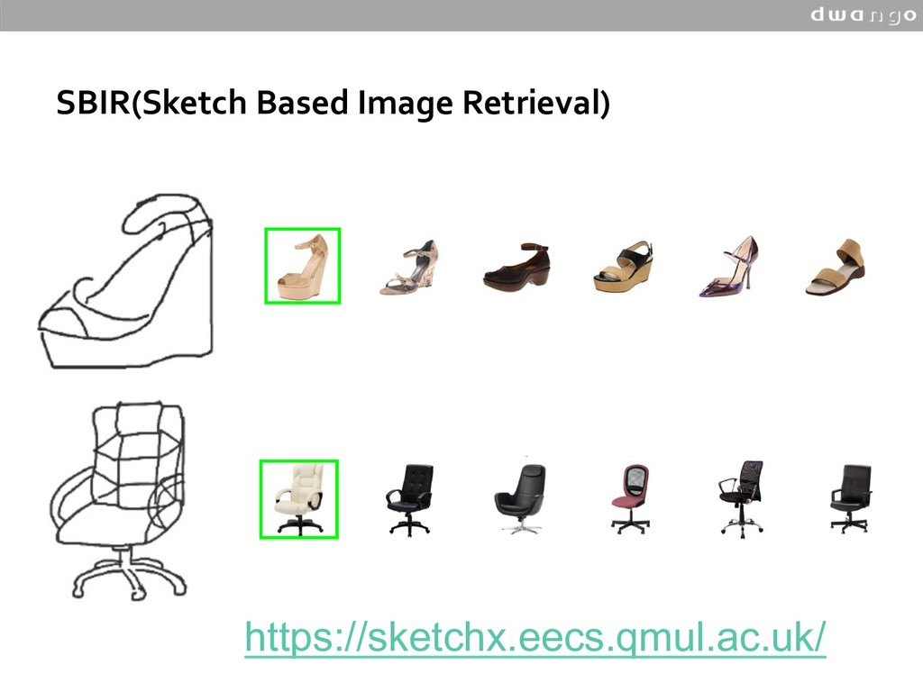 SBIR(Sketch Based Image Retrieval) https://ske...
