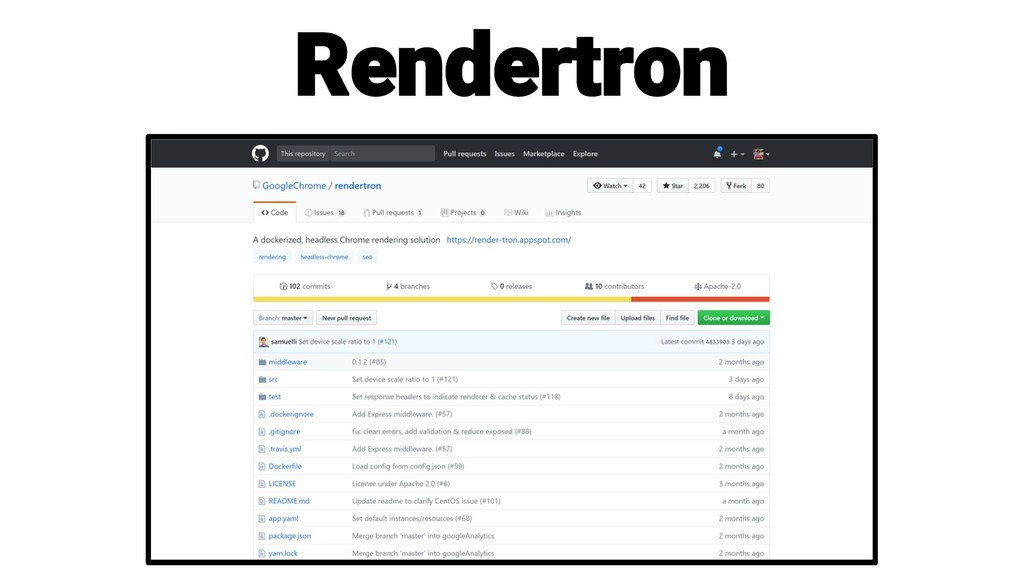 Rendertron