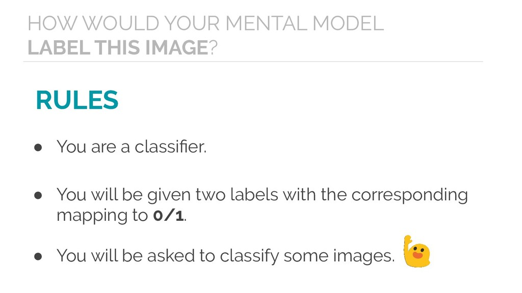 ● You will be given two labels with the corresp...