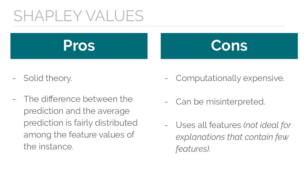 Pros Cons - Solid theory. - The difference betwe...