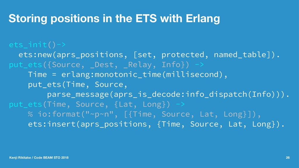 Storing positions in the ETS with Erlang ets_in...