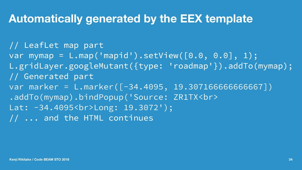 Automatically generated by the EEX template // ...