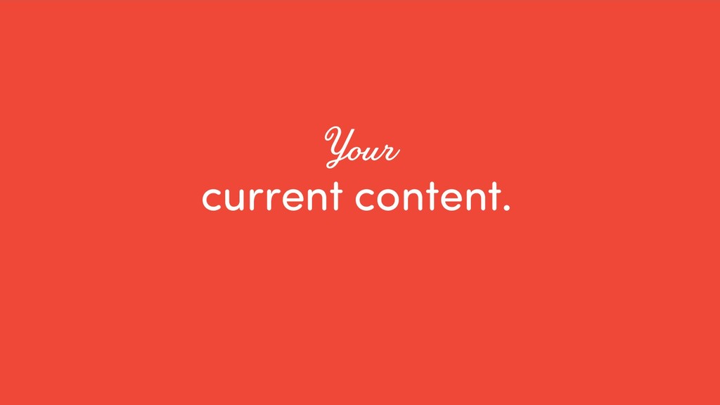 @ redsesame #confabcentral 25 current content. ...