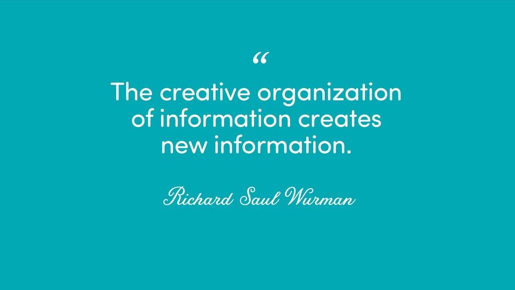 @ redsesame #confabcentral 5 The creative organ...