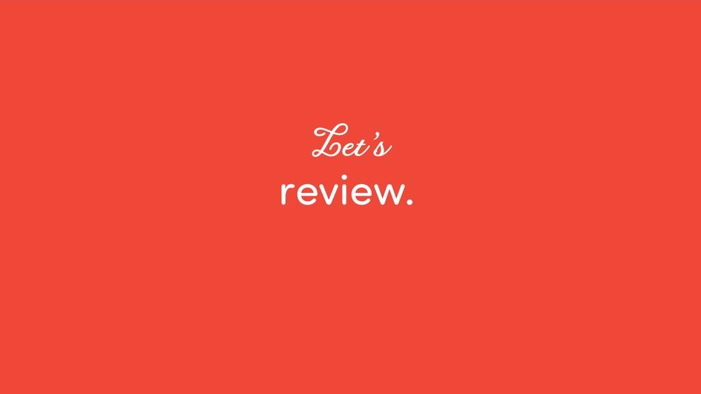 @ redsesame #confabcentral 49 review. Let's