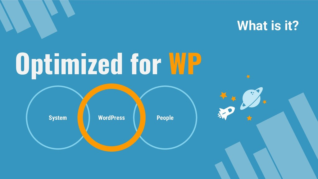 What is it? System People WordPress Optimized f...
