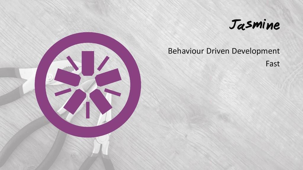 Behaviour Driven Development Fast