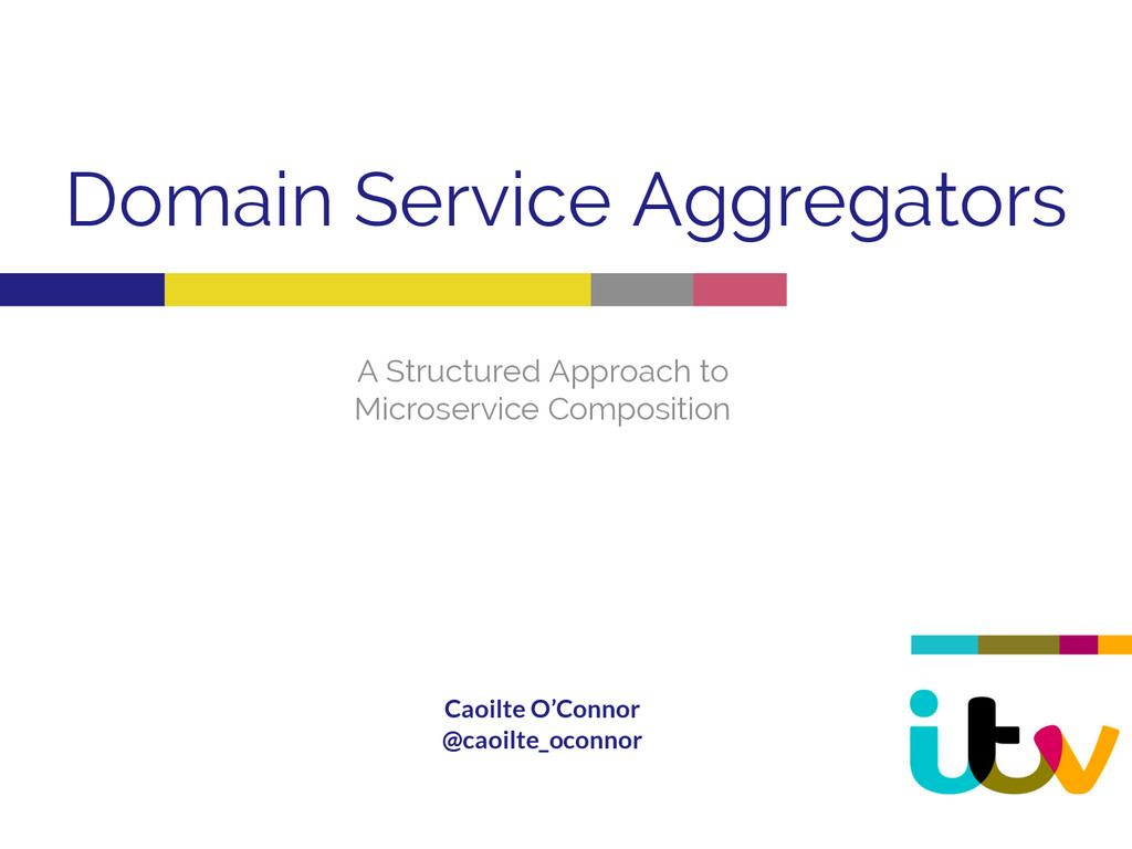 Domain Service Aggregators A Structured Approac...