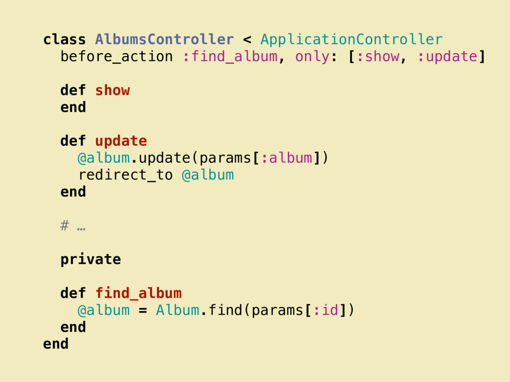 class AlbumsController < ApplicationController ...