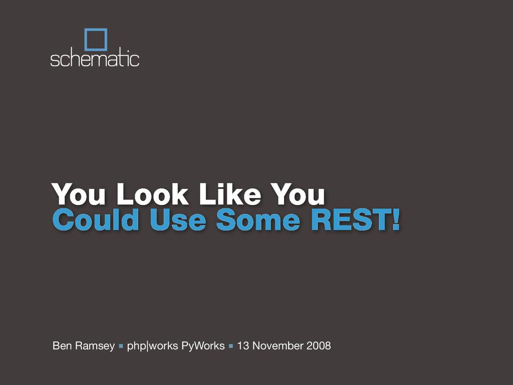 Ben Ramsey ■ php|works PyWorks ■ 13 November 20...