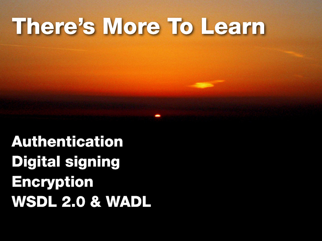 There's More To Learn Authentication Digital si...