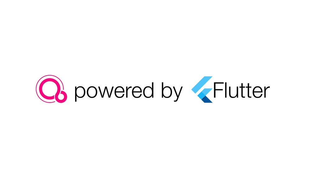 powered by Flutter