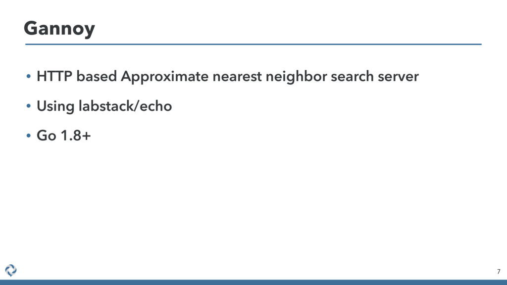 • HTTP based Approximate nearest neighbor searc...