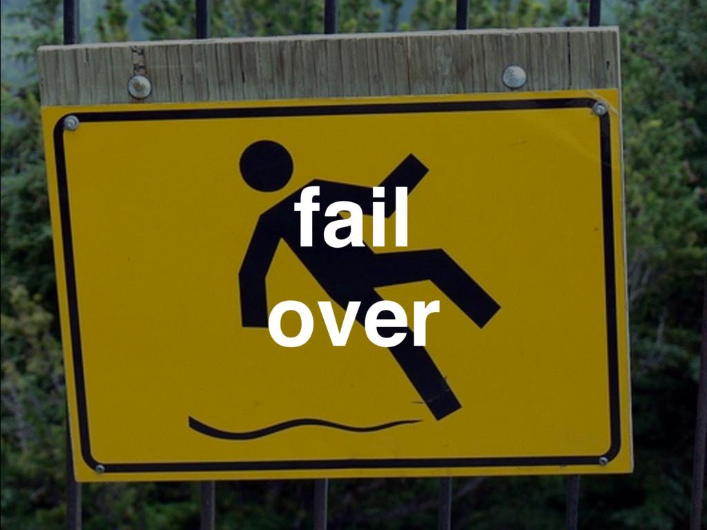 fail over