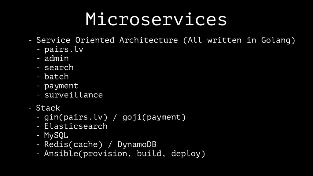Microservices - Service Oriented Architecture (...